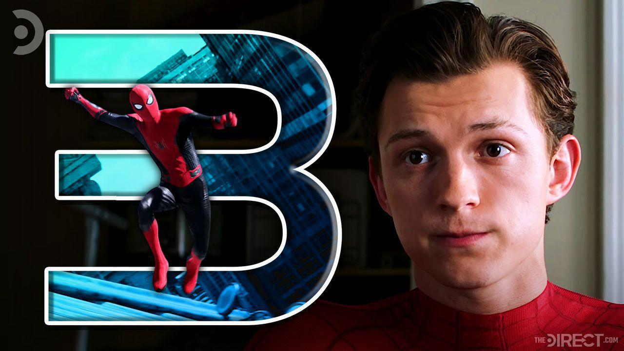 Spider-Man, 3, Tom Holland.