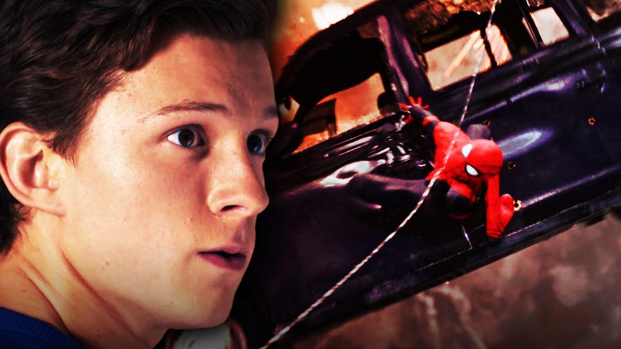 Tom Holland's Peter Parker, Spider-Man