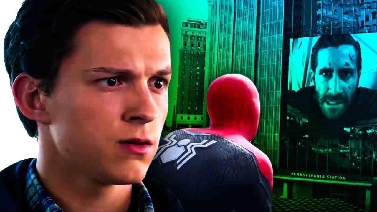 Peter Parker Spider-Man Mysterio