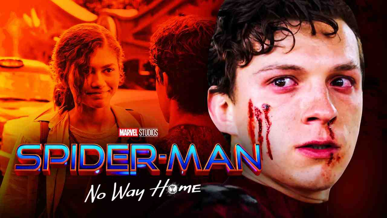 Michelle Jones, Peter Parker, Spider-Man: No Way Home