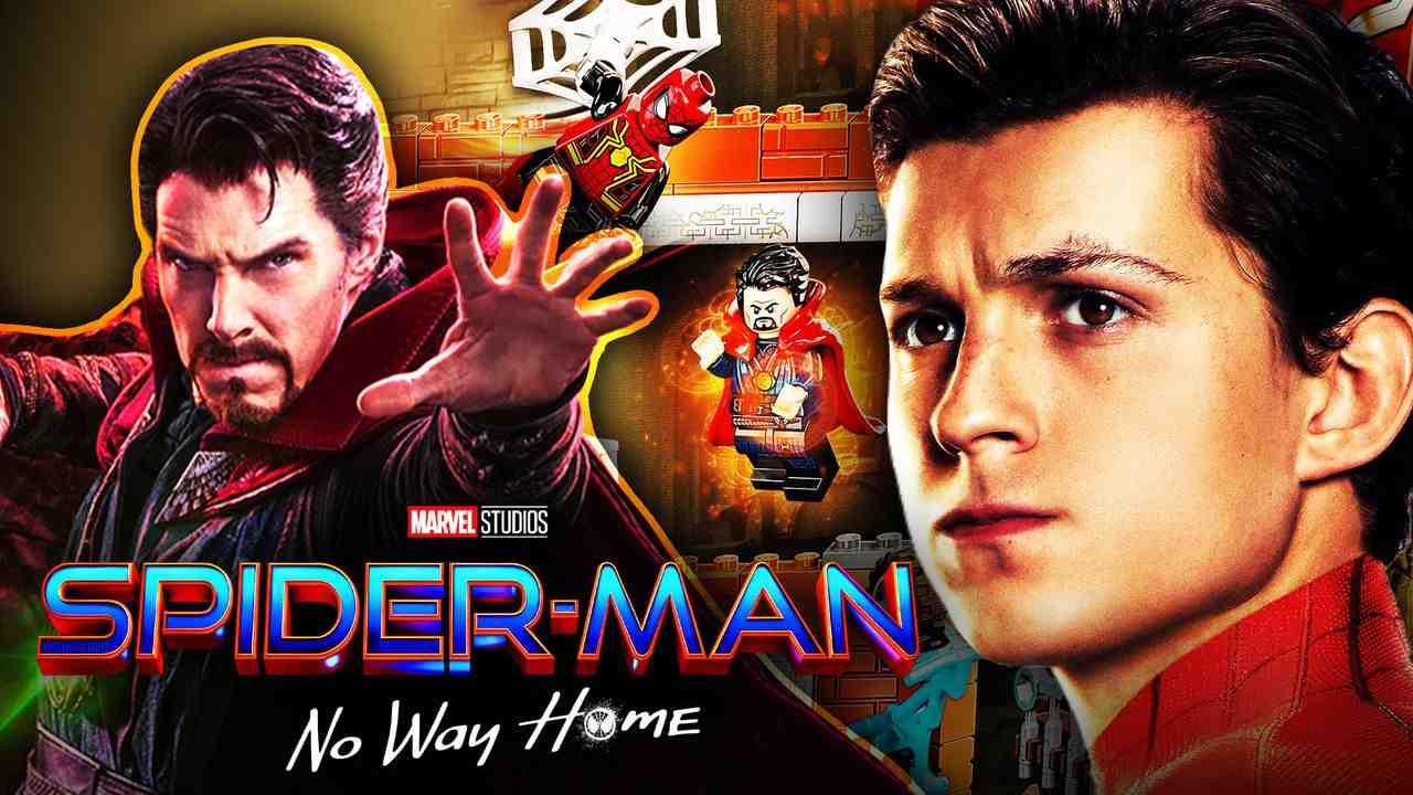 Spider-Man Doctor Strange LEGO