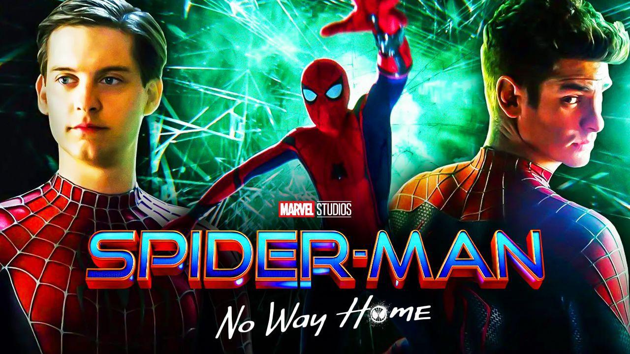 Spider Man 3 Tobey Maguire Andrew Garfield