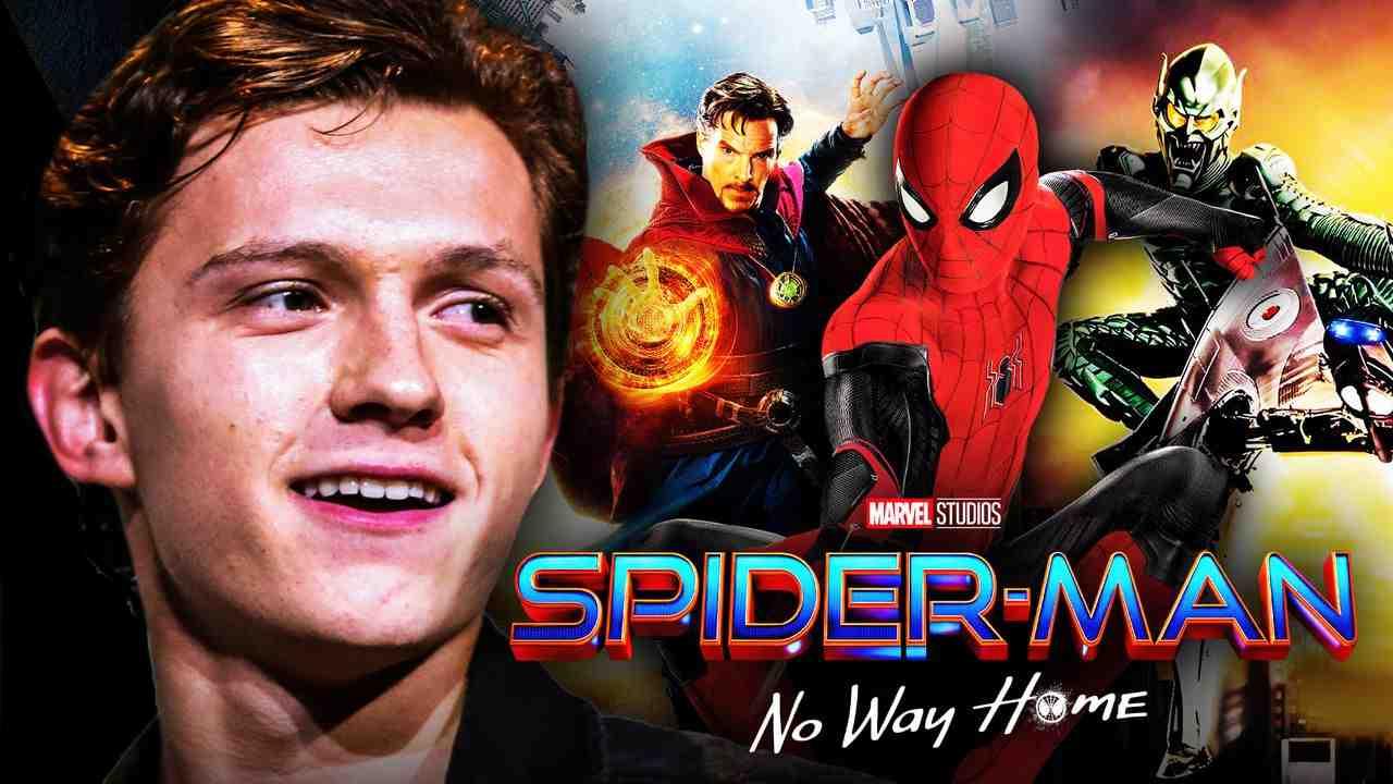 Tom Holland Spider-Man Doctor Strange Green Goblin