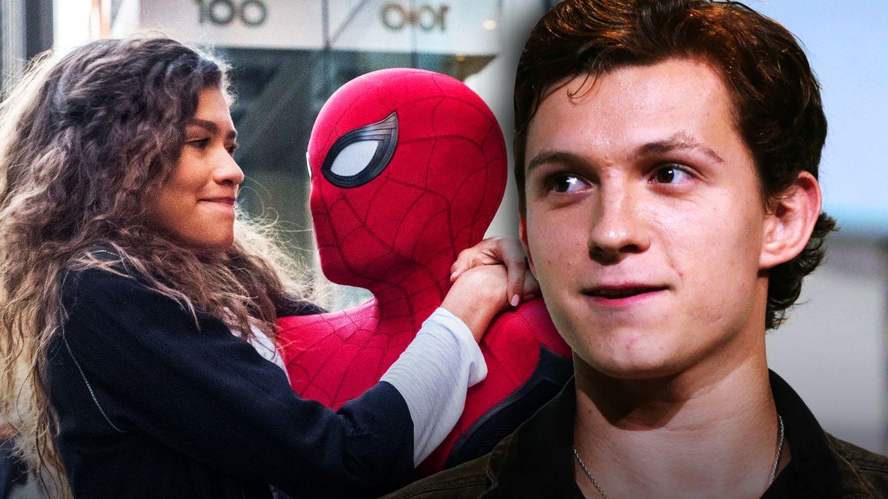 Zendaya, Spider-Man, Tom Holland