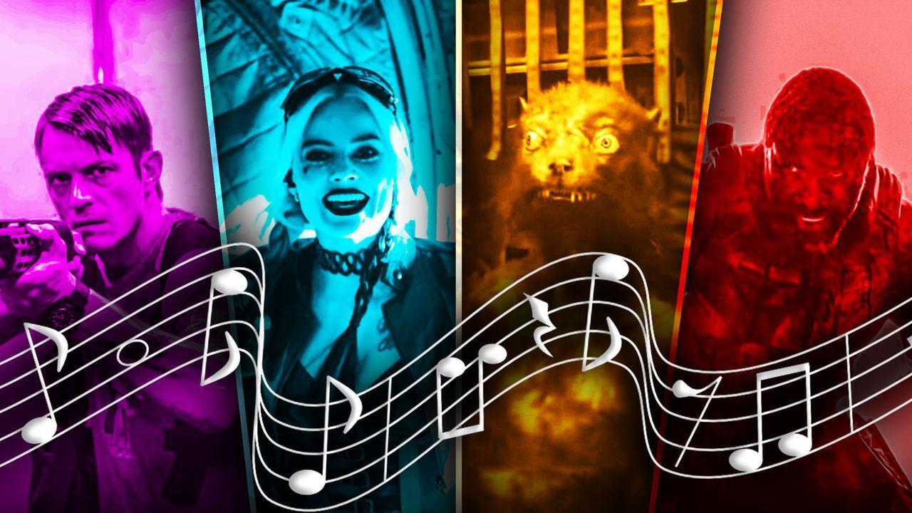 The Suicide Squad, Music, Margot Robbie