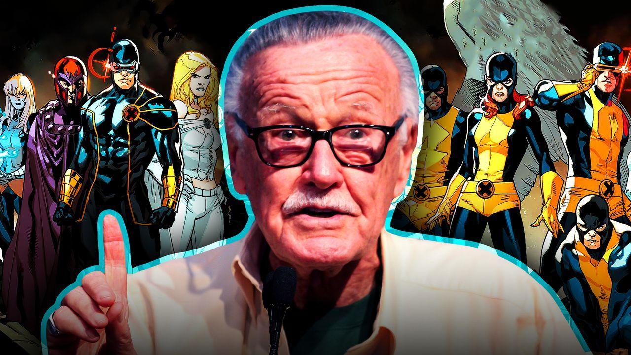 Stan Lee X-Men