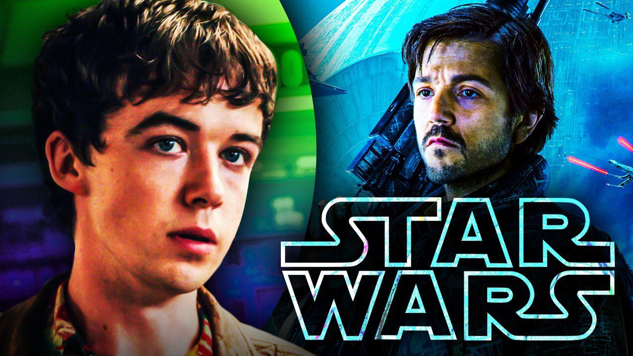 Star Wars Alex Lawther Andor