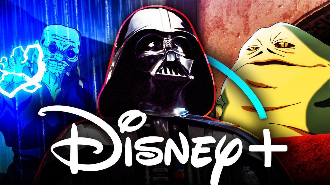 Star Wars Visions Why No Darth Vader