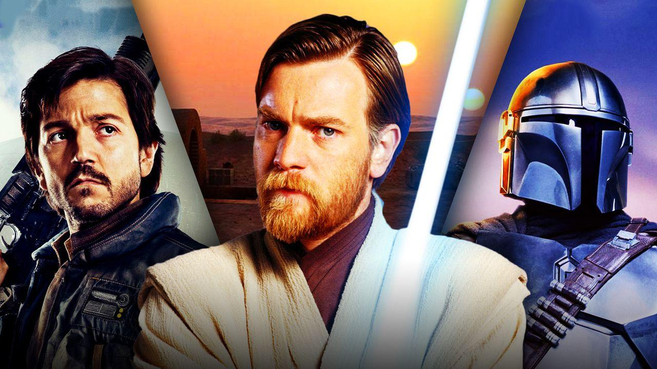 Star Wars Disney Plus shows