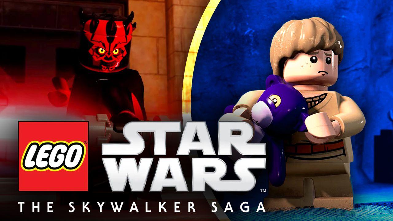 star-wars-lego Darth Maul