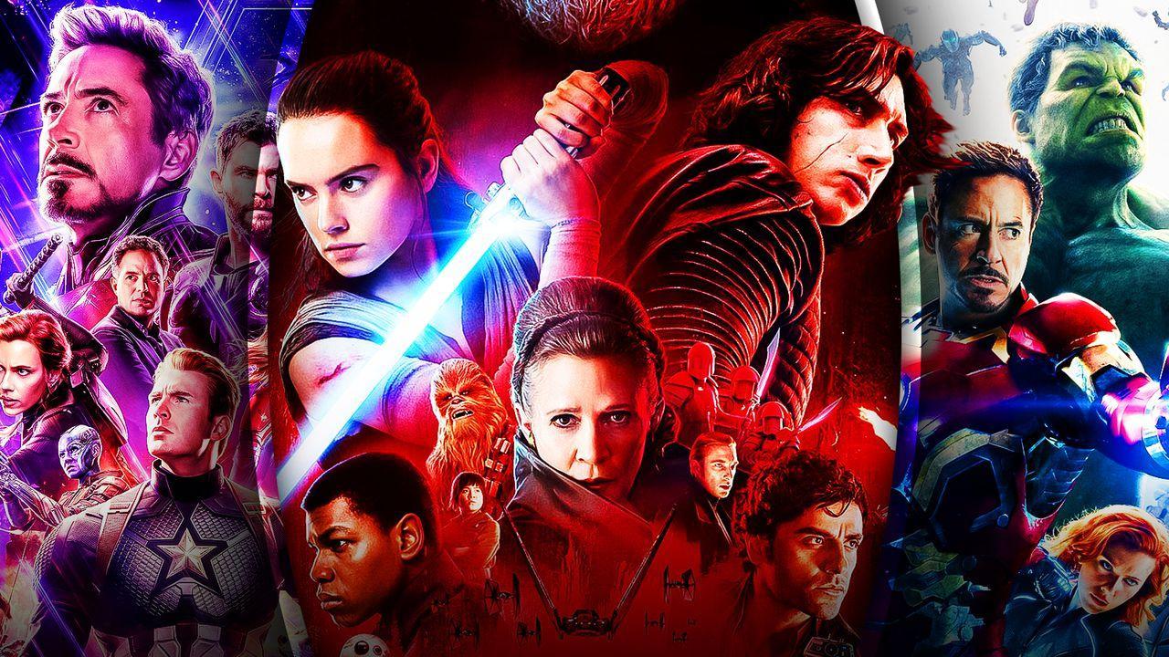 MCU, Star Wars