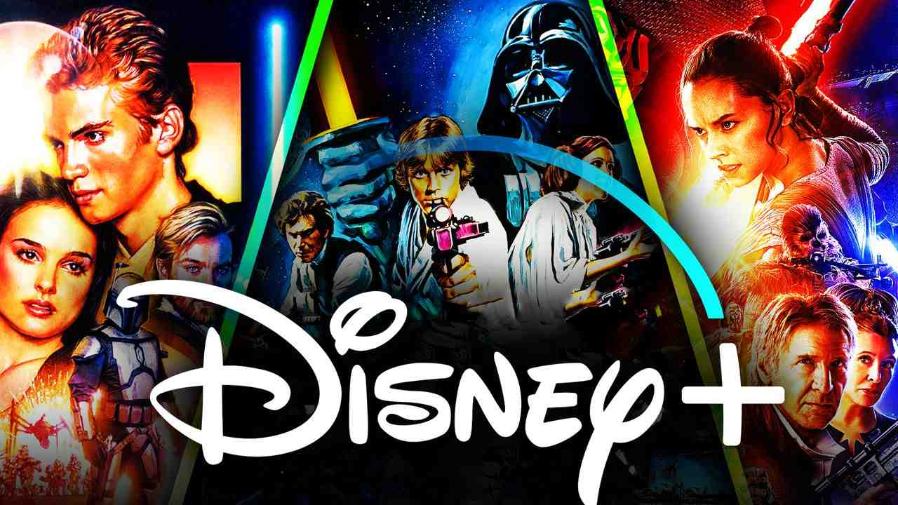 Star Wars Disney Plus Visions