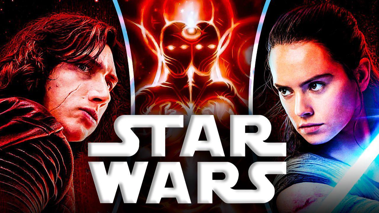 Rey, Kylo Ren, Force Dyad, Star Wars
