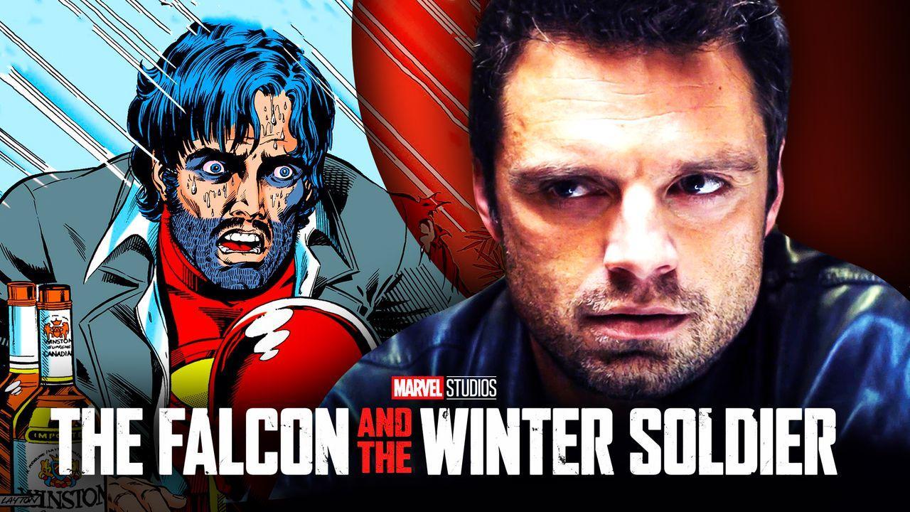 Iron Man, Tony Stark, Comics, MCU, Marvel, Falcon, The Winter Soldier, Falcon and the Winter Soldier