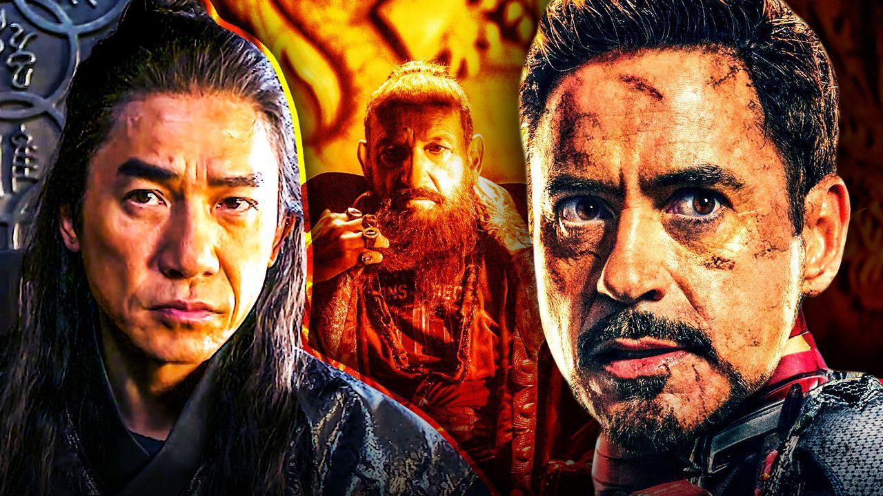 Mandarin Tony Stark Robert Downey Jr Shang-Chi