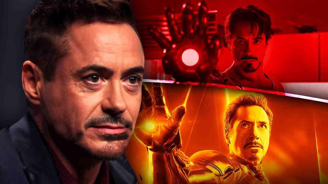 Robert Downey Jr., Tony Stark