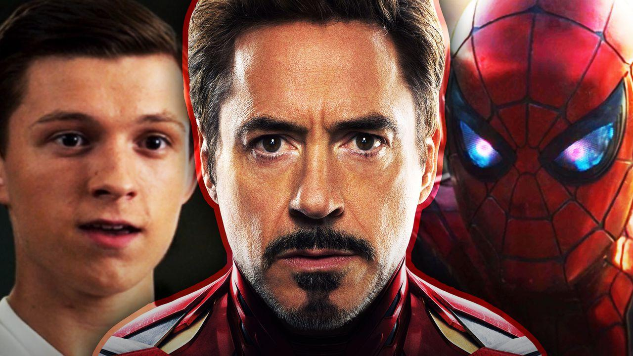 Tony Stark, Spider-Man, Peter Parker