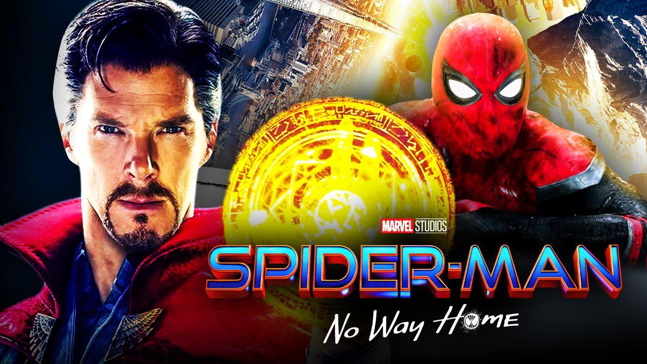 Doctor Strange Spider-Man