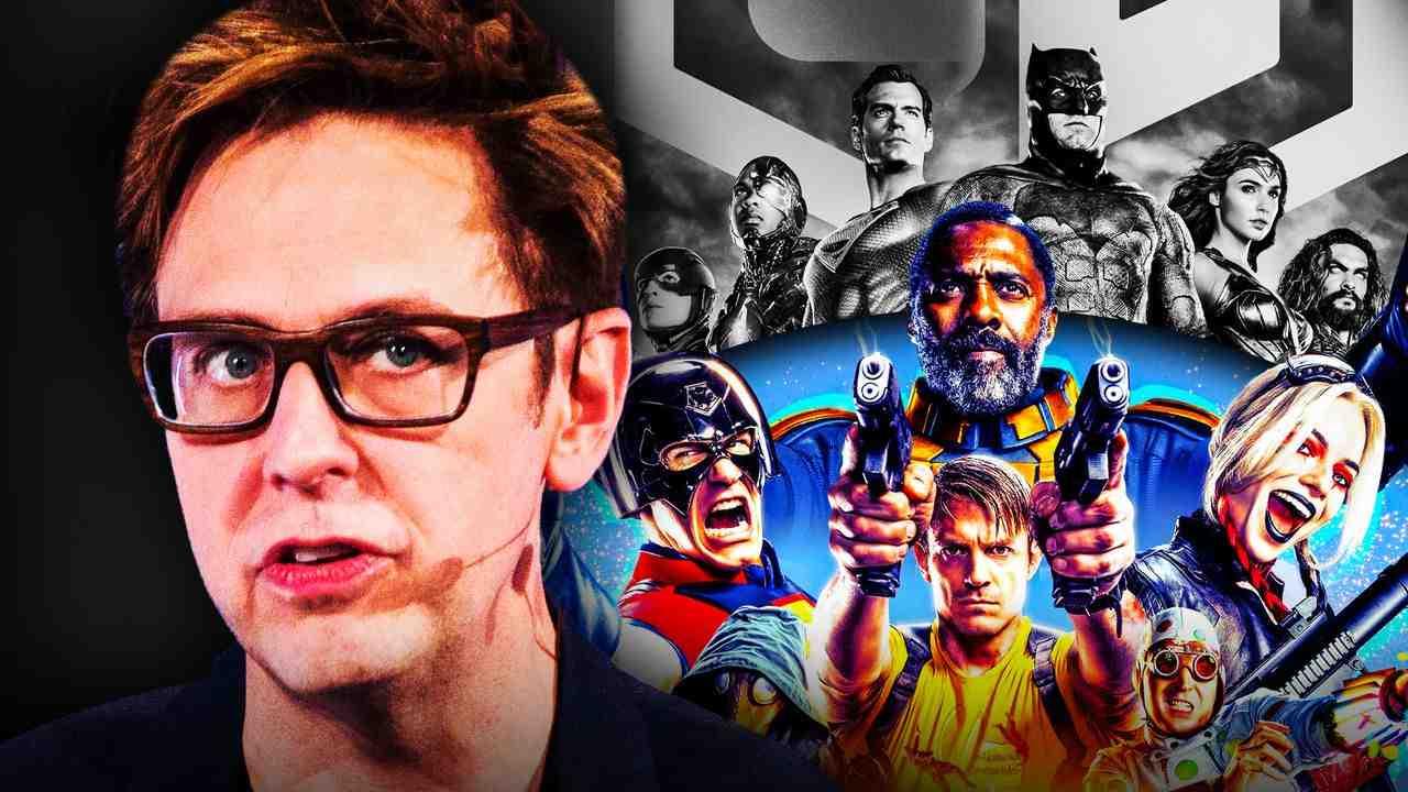 James Gunn Justice League Snyder Cut