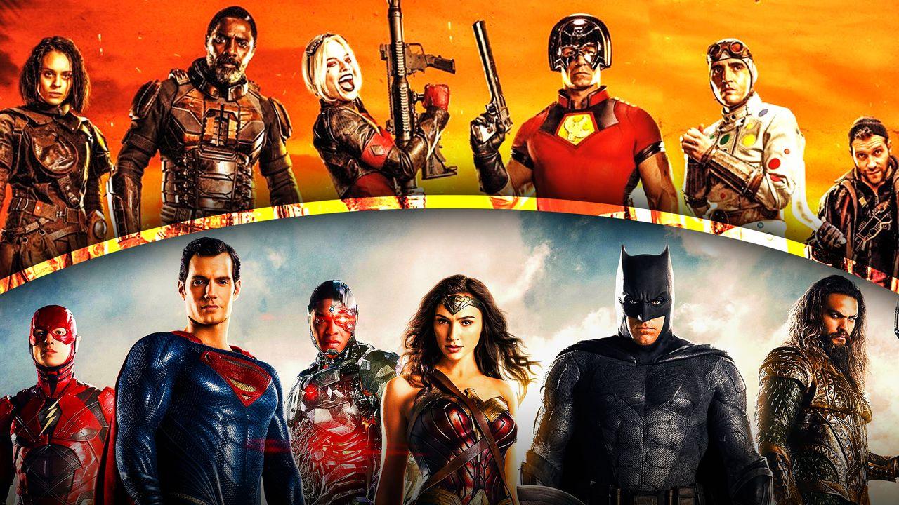 Suicide Squad, Justice League
