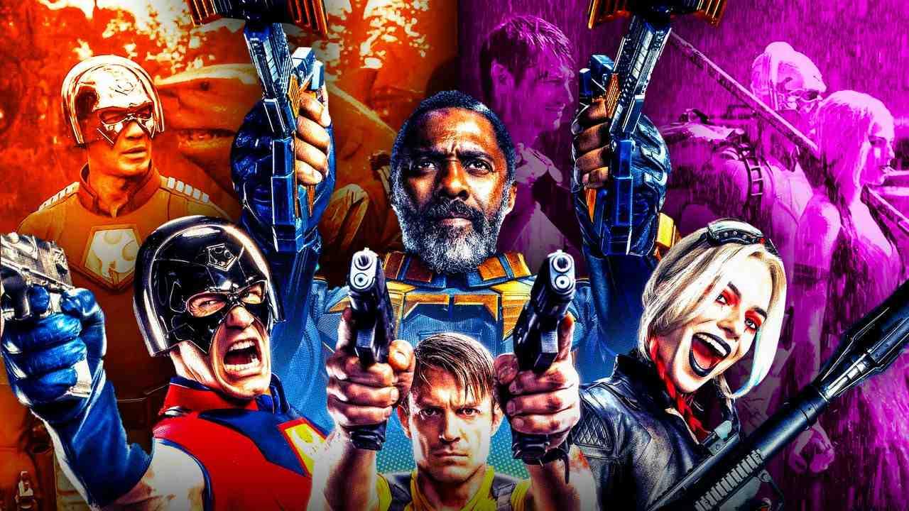 Suicide Squad Margot Robbie Harley Quinn Idris Elba Bloodsport