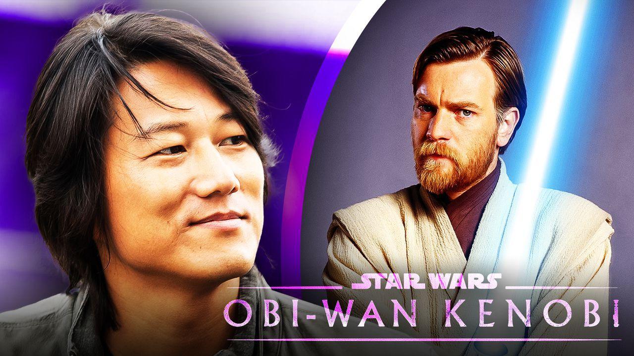 Sung Kang, Ewan McGregor in Obi-Wan Kenobi
