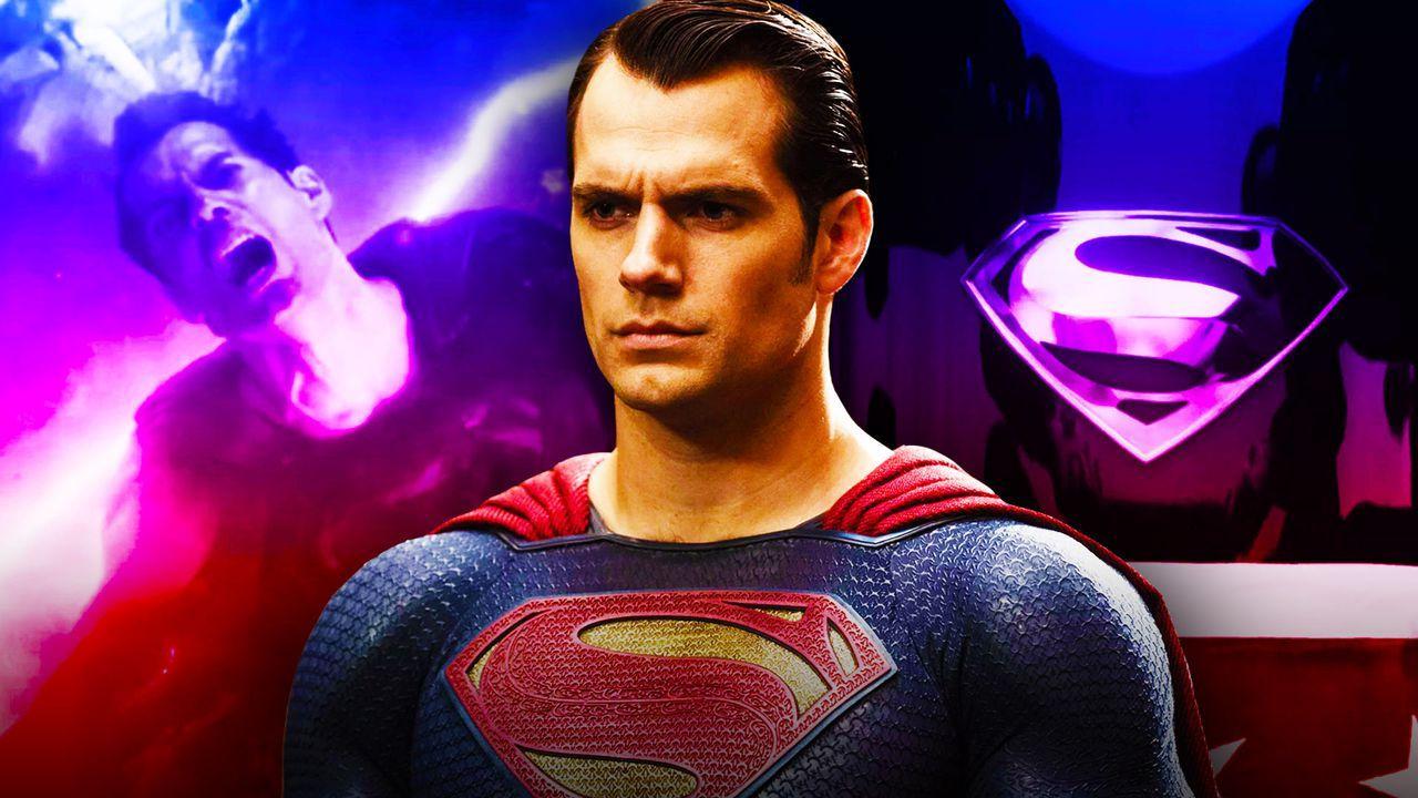 Henry Cavill as Superman Death
