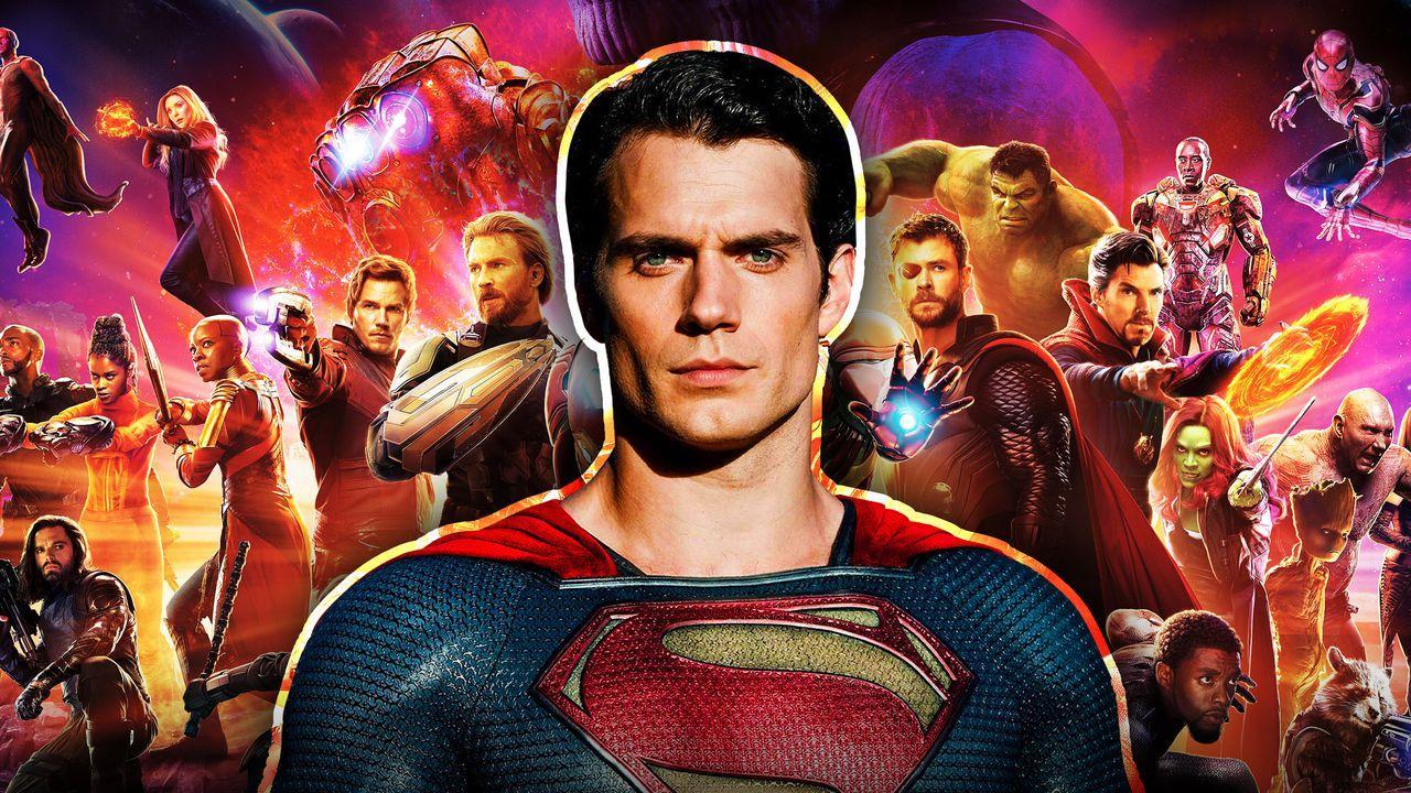 Eternals Superman