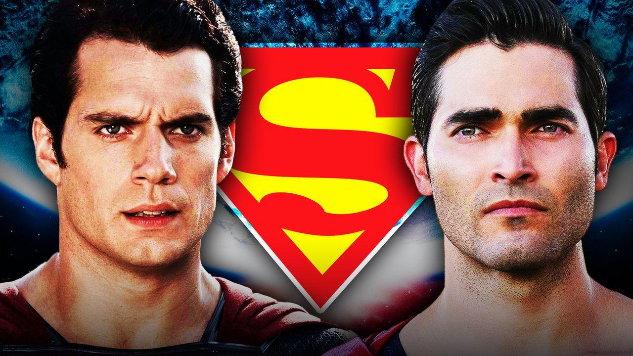 Henry Cavill, Tyler Hoechlin, Superman