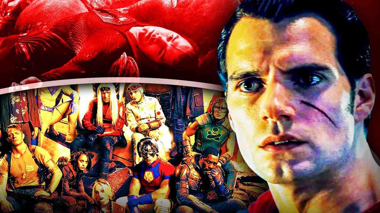 Henry Cavill Superman Suicide Squad