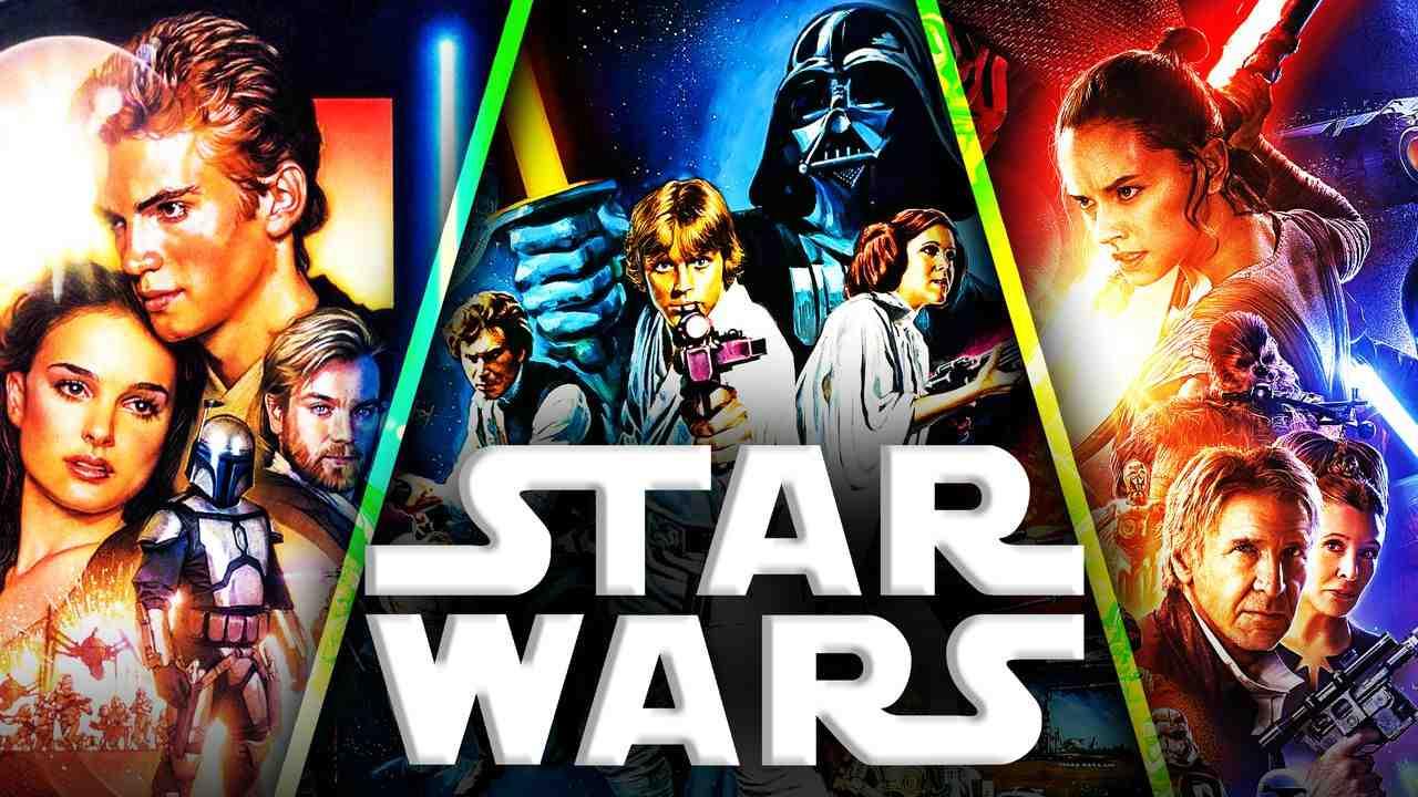 Star Wars Movie Posters