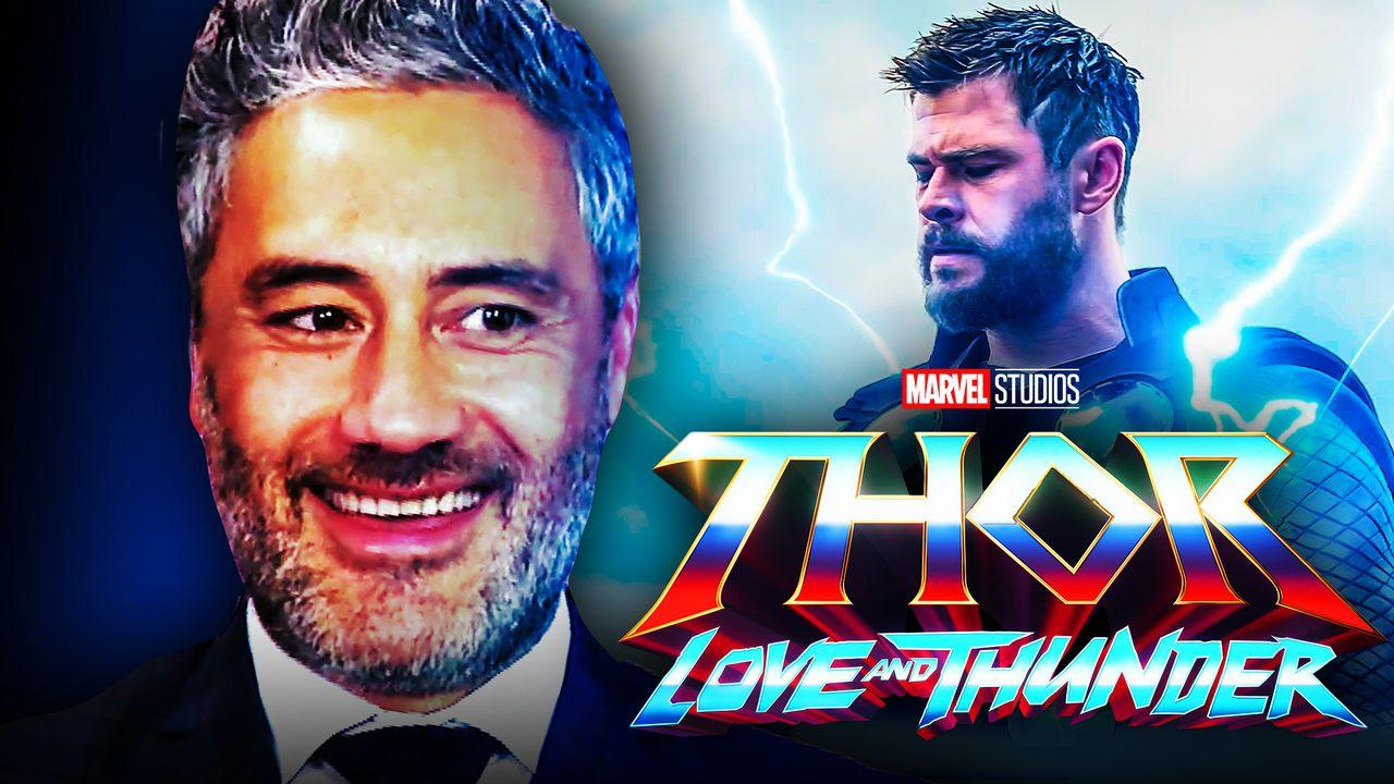 Taika Waititi, Thor, Thor: Love and Thunder