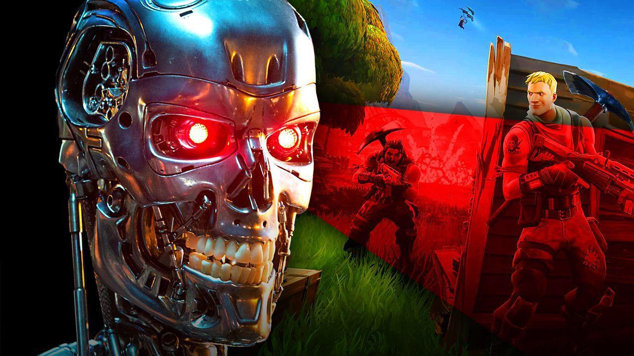 Terminator Fortnite