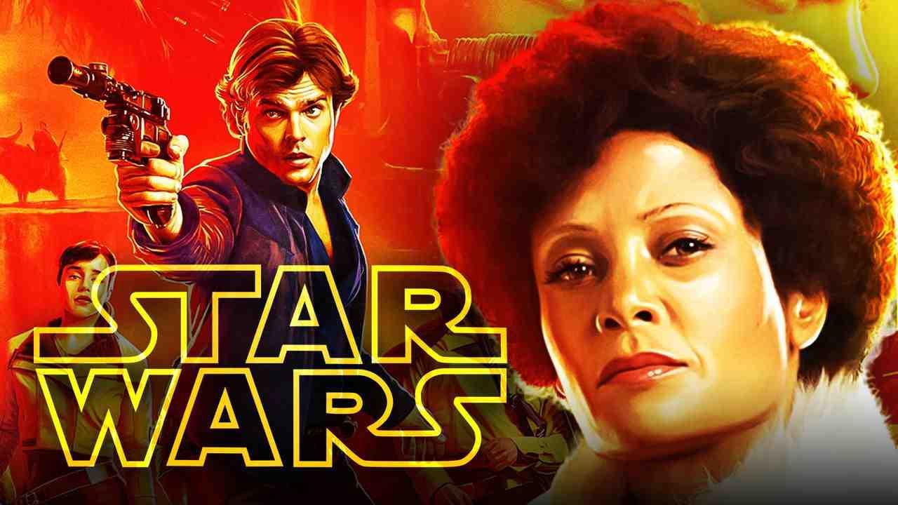 Star Wars, Solo, Han Solo, Thandiwe Newton