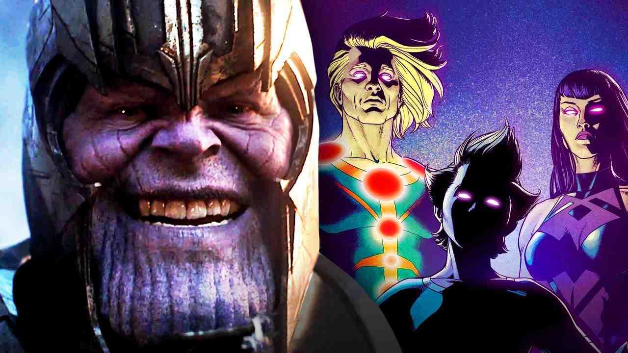 Thanos, Eternals