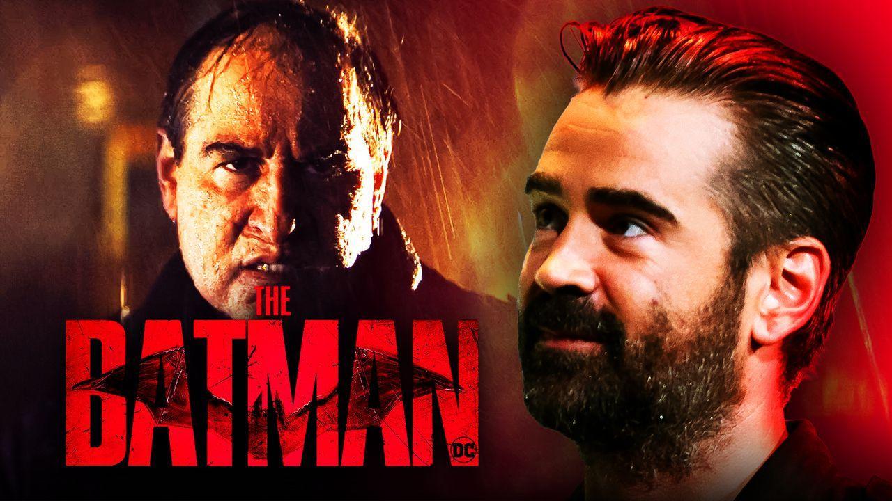 The Penguin, Colin Farrell, The Batman