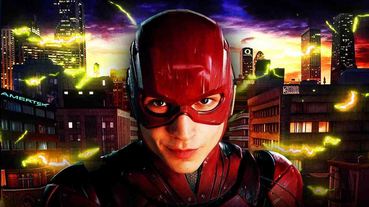 The Flash, DCU, Ezra Miller