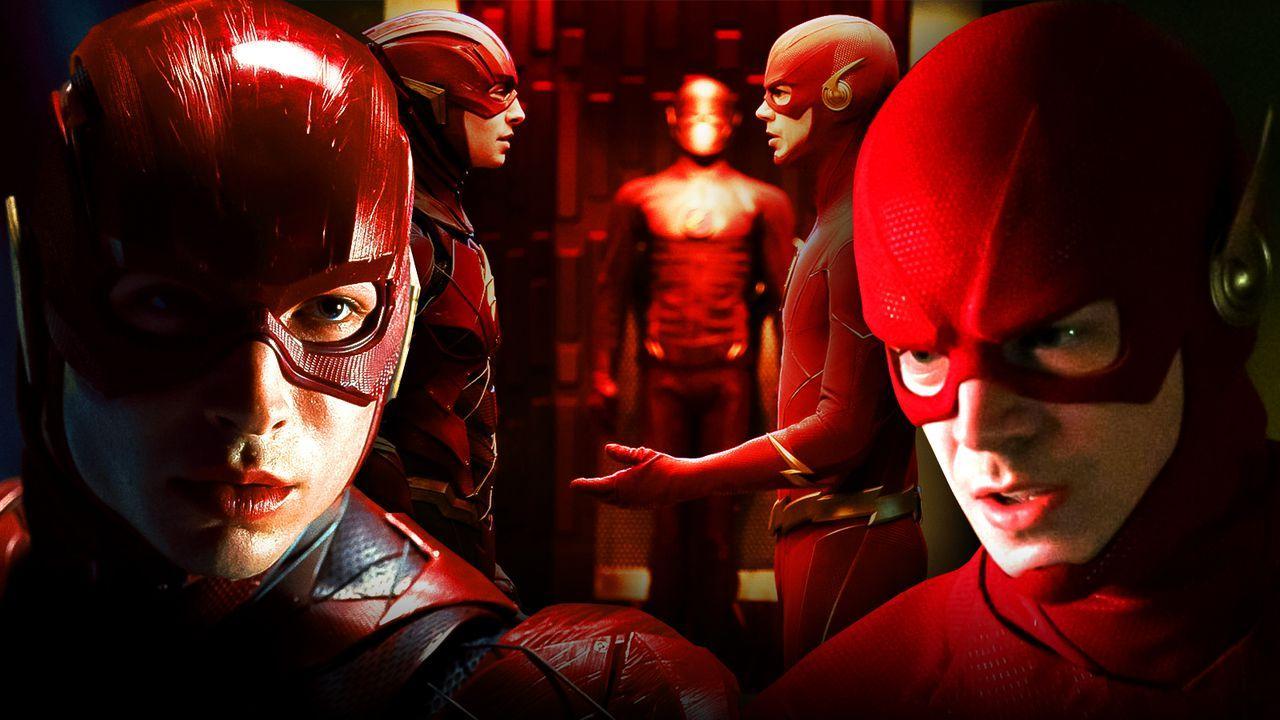 The Flash, Ezra Miller, Grant Austin