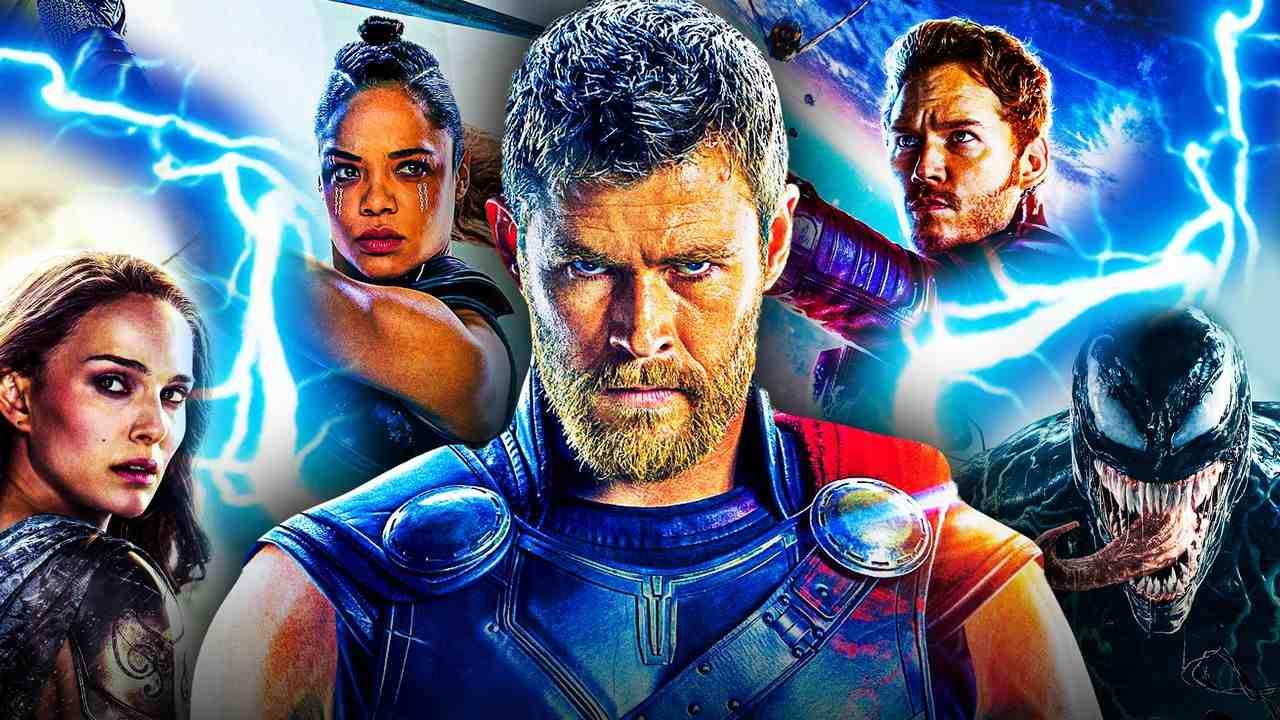 Thor 4 Jane Foster Valkyrie Guardians Galaxy Venom MCU