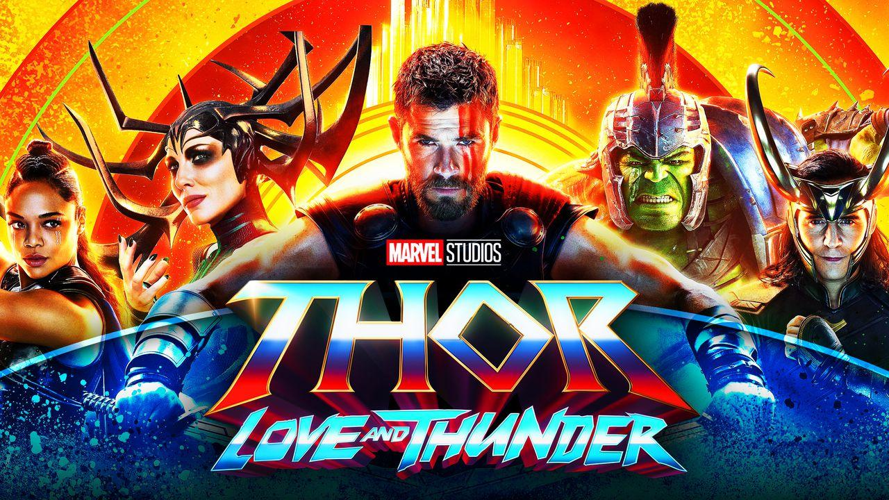 Thor 4 Chris Hemsworth MCU