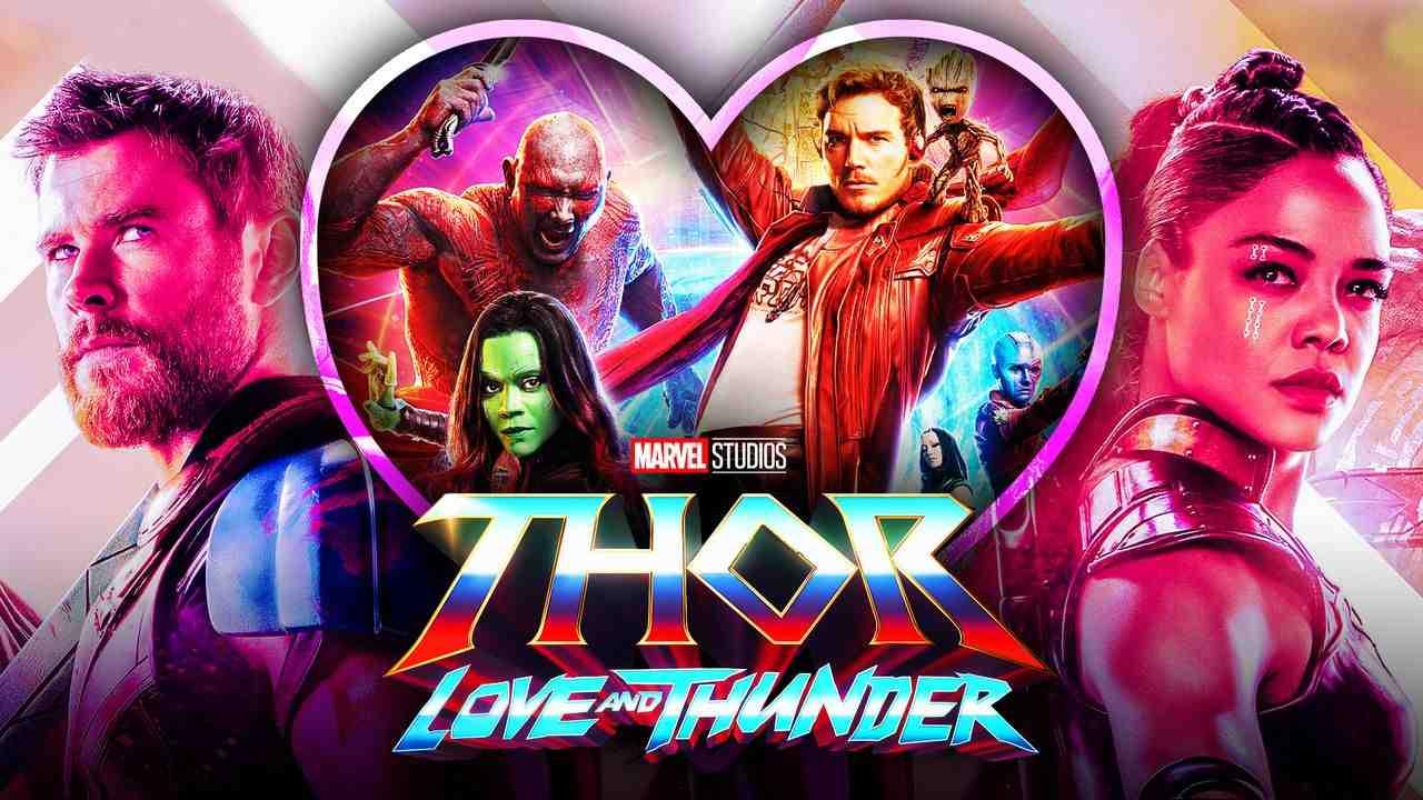 Chris Hemsworth, Thor, Tessa Thompson, Valkyrie, Guardians of the Galaxy, Thor 4