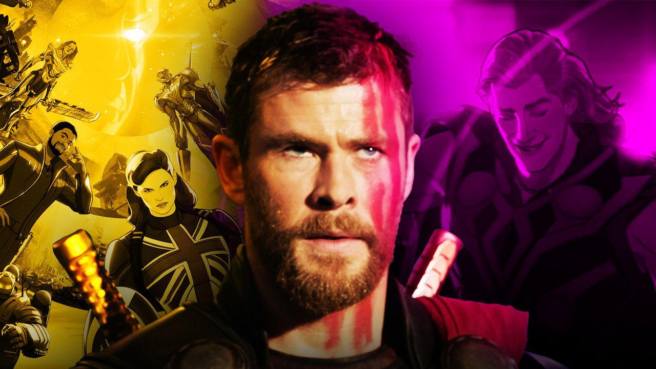 Thor What If Ragnarok Chris Hemsworth