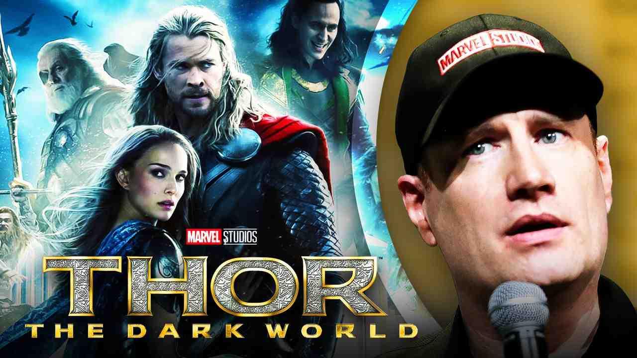 Kevin Feige Thor Dark World