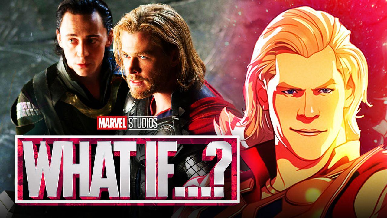 Marvel, MCU, Thor, What If...?