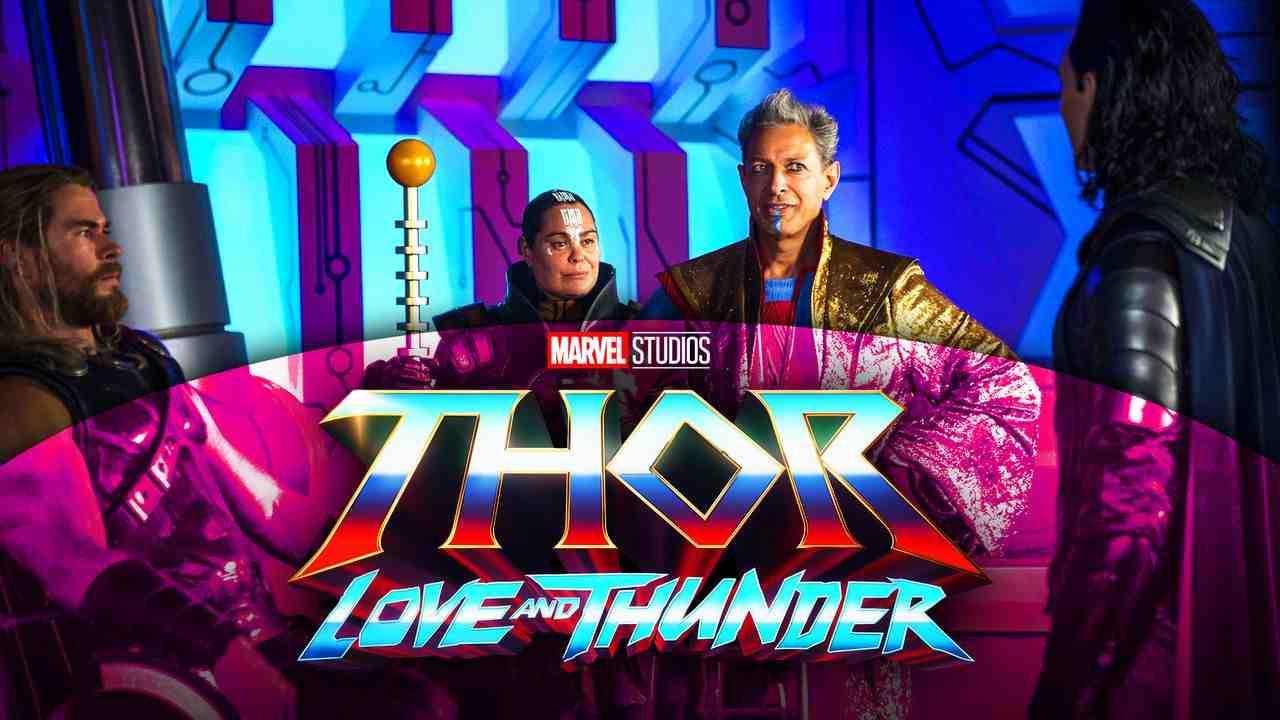 Thor, Topaz, Grandmaster, Thor: Love and Thunder