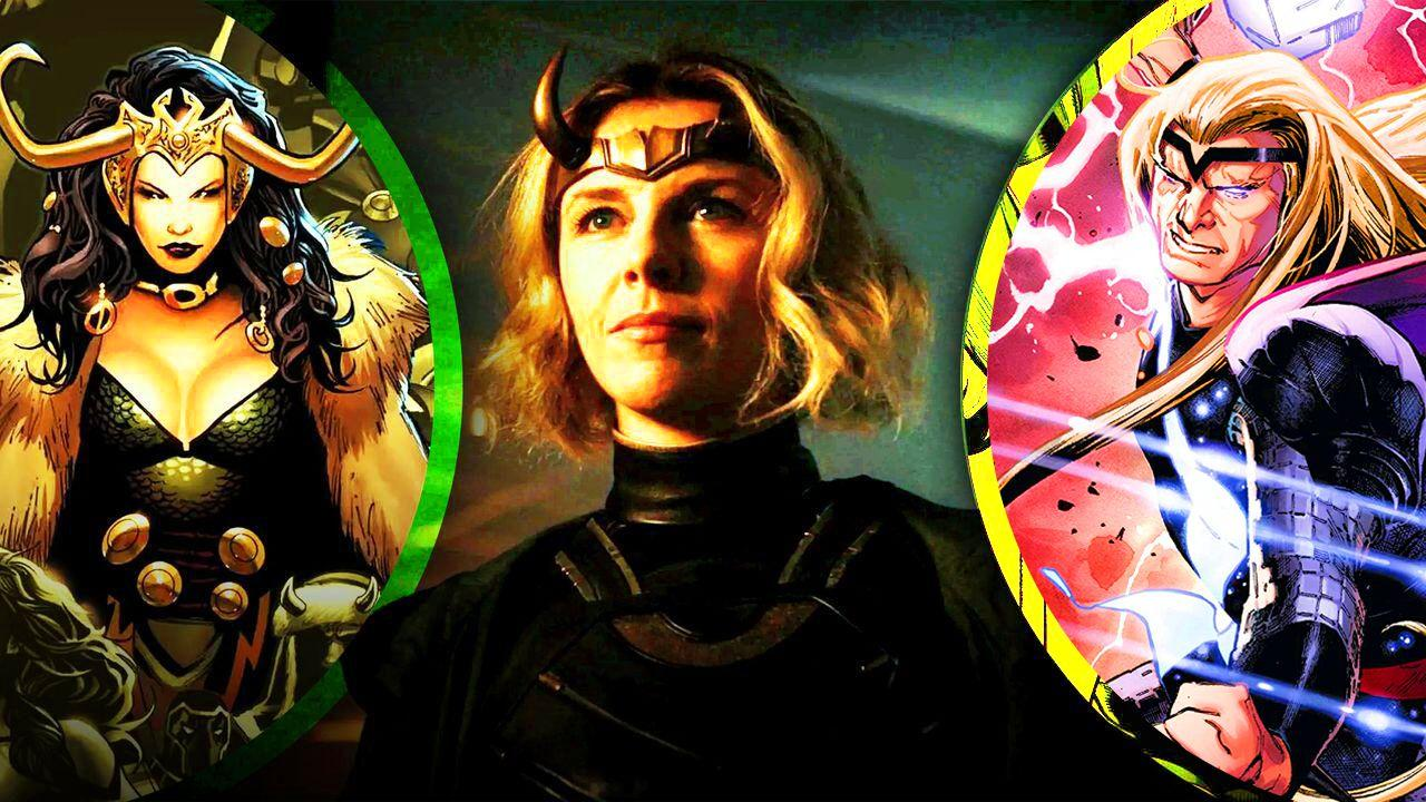Lady Loki Enchantress Sophia DiMartino