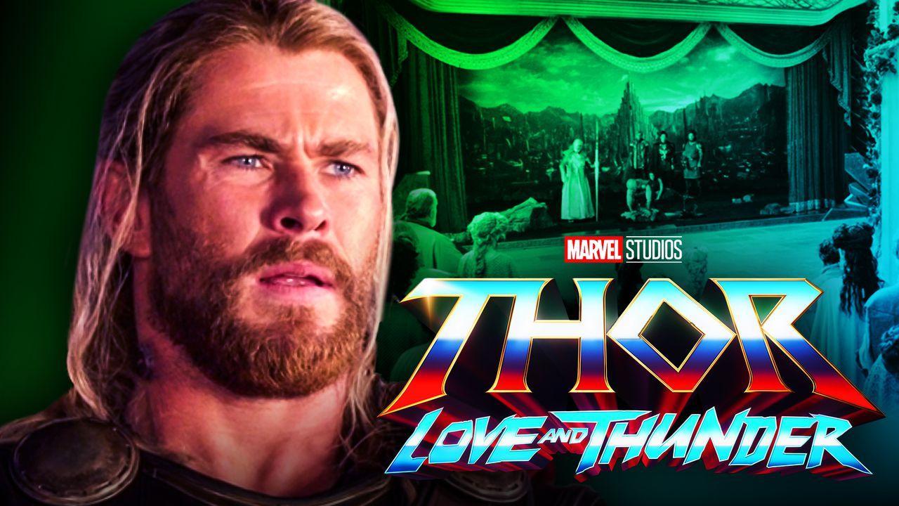 Thor, Thor: Ragnarok scene
