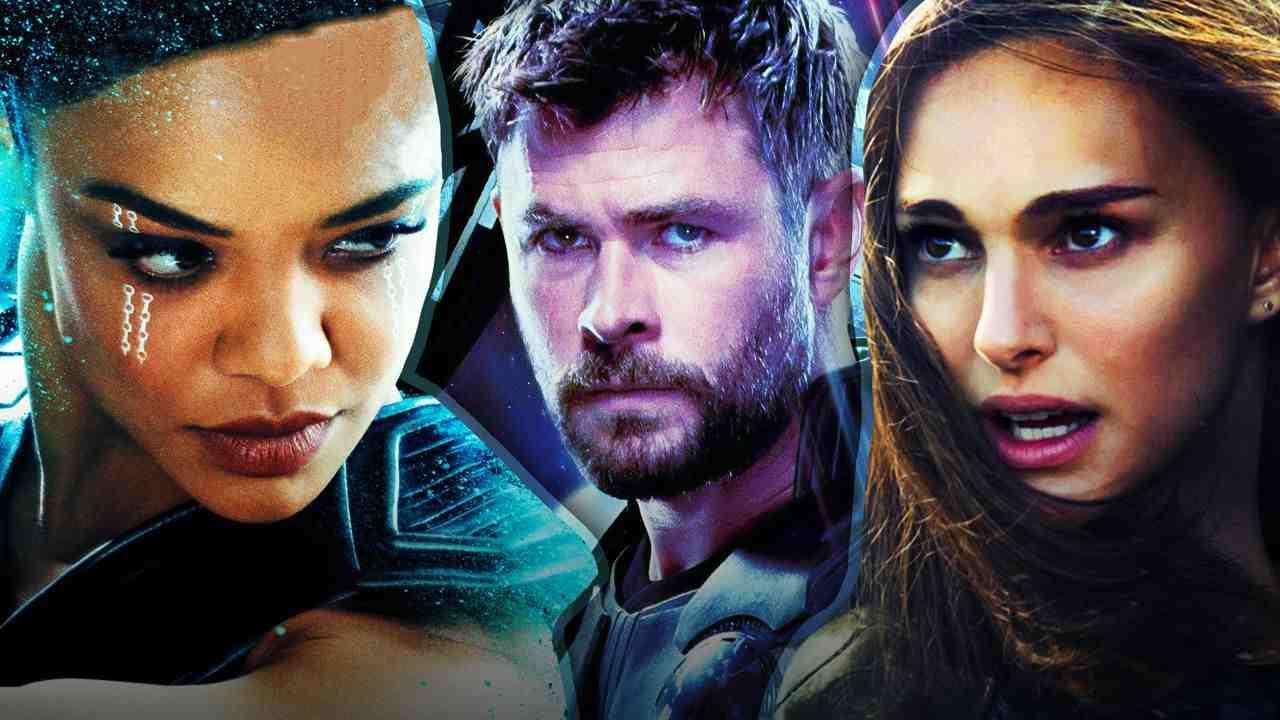Valkyrie, Thor, Jane Foster