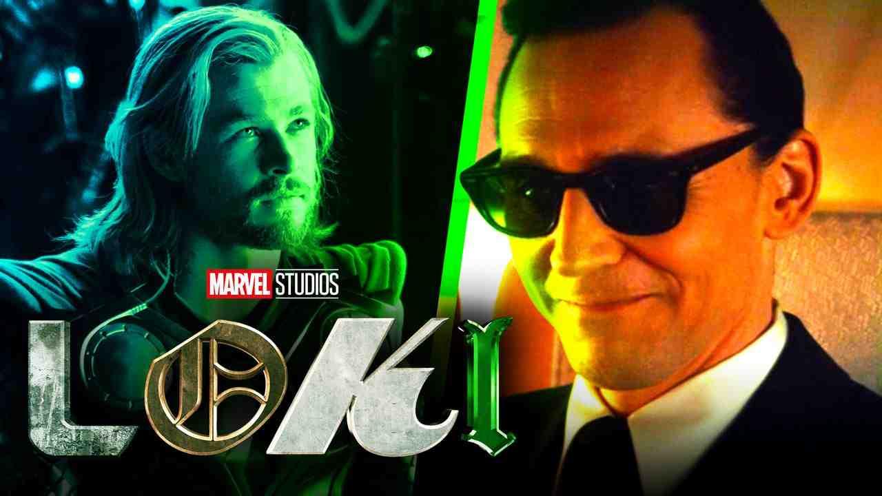DB Cooper Loki, Parachute Loki, Loki Logo