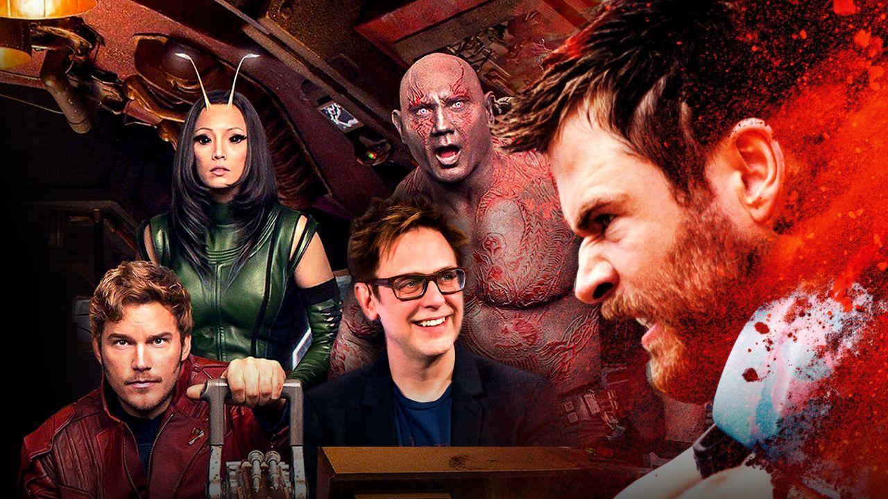 Thor 4 Guardians James Gunn